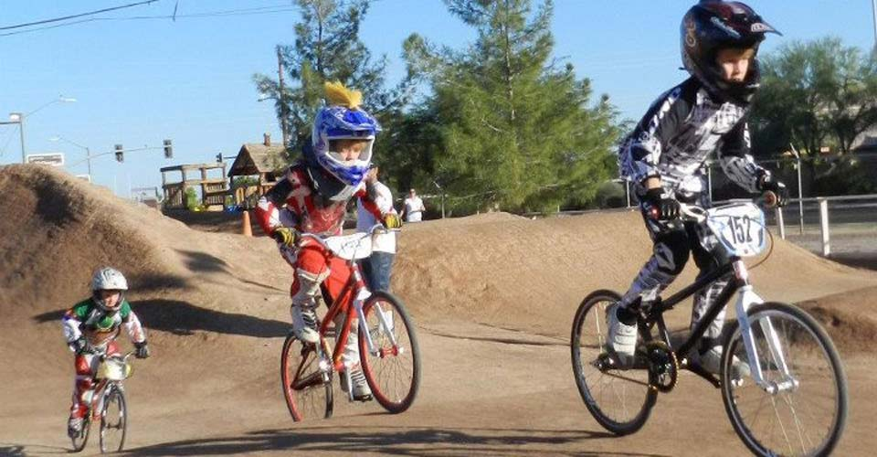 Chandler BMX Race Track