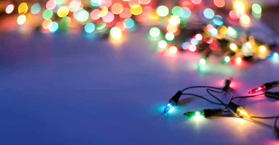 Christmas Lights & Holiday Celebrations 2012